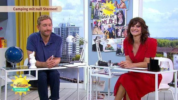 Frühstücksfernsehen - Frühstücksfernsehen - 26.06.2020: Experiment Flightboard, Die Letzten Kellys & Urlaubstrend Pop-up-camping