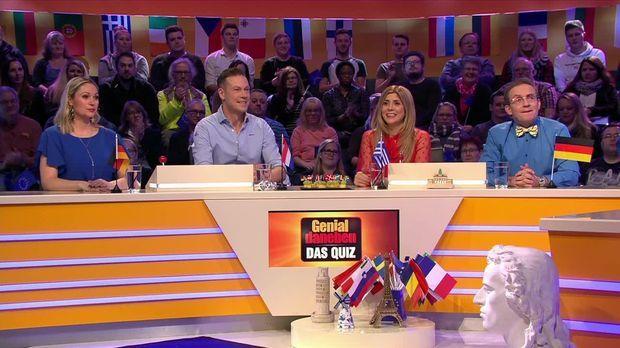 Genial Daneben - Das Quiz - Genial Daneben - Das Quiz - Großes Europa-special Mit Erik Und Panagiota