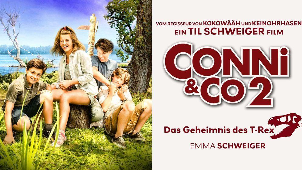 Conni & Co 2 - Das Geheimnis des T-Rex - Bildquelle: 2017 Producers at Work Film GmbH / barefoot films GmbH / Warner Bros. Entertainment GmbH. All rights reserved.