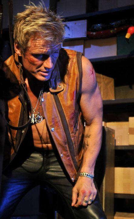 Der ehemalige Biker Joe (Dolph Lundgren) verdient seinen Lebensunterhalt als Drummer in einer RocknRoll-Band. Endlich bietet sich ihm die große Chan... - Bildquelle: Nu Image