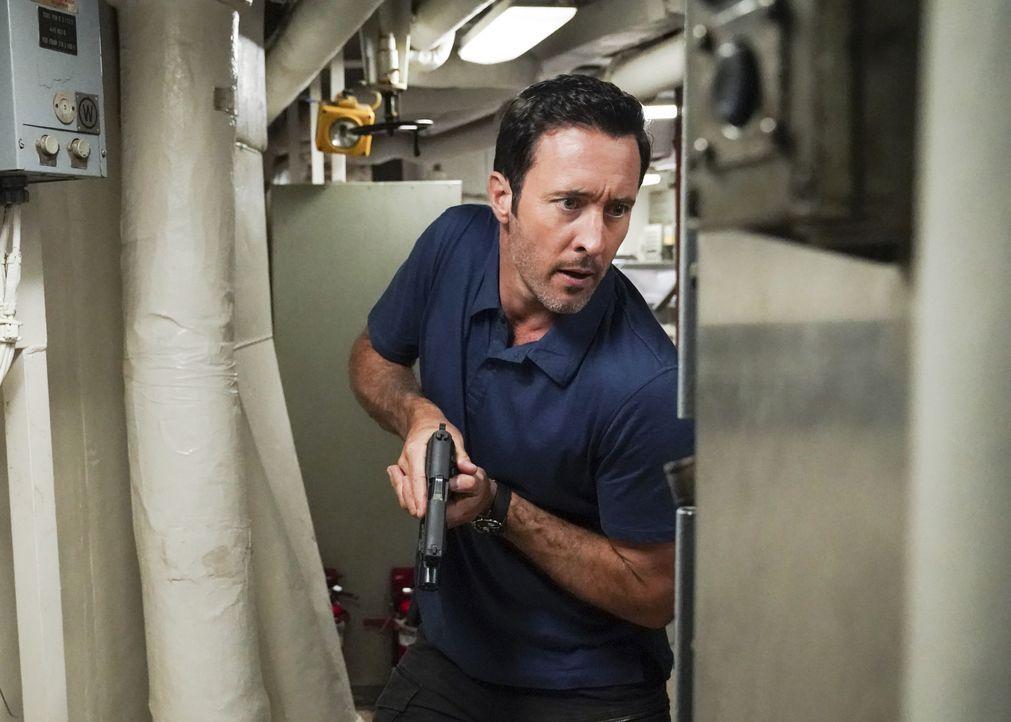 Steve McGarrett (Alex O'Loughlin) - Bildquelle: Karen Neal 2020 CBS Broadcasting Inc. All Rights Reserved. / Karen Neal