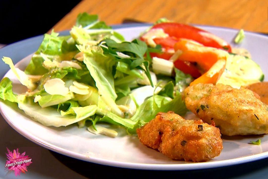 Gemüsebällchen-mit-Mafe - Bildquelle: SAT.1 Schweiz