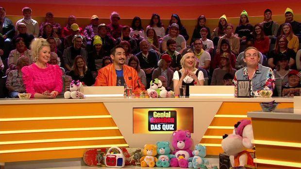 Genial Daneben - Das Quiz - Genial Daneben - Das Quiz - Großes 90er-special Mit Dem Hit Macarena, Janin Ullman & Eko Fresh