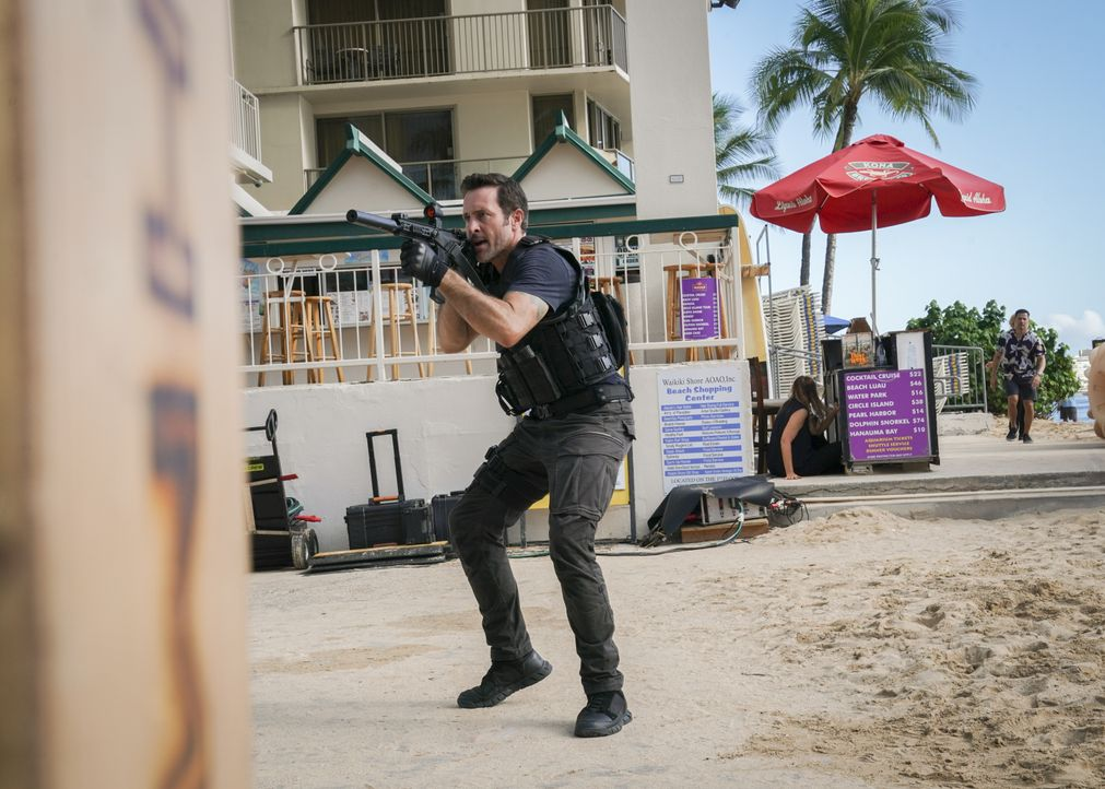 Steve McGarrett (Alex O'Loughlin) - Bildquelle: Karen Neal 2019 CBS Broadcasting, Inc. All Rights Reserved. / Karen Neal