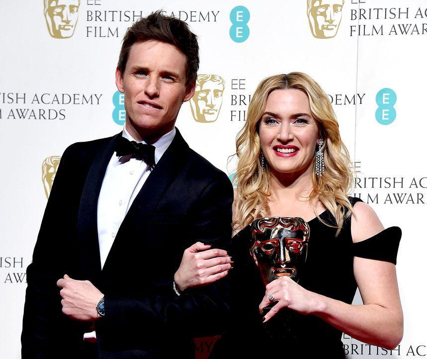 BAFTA-160214-11-redmayne-winslet-dpa - Bildquelle: dpa