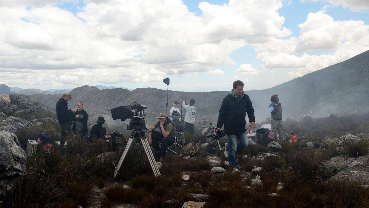 Das-verlorene-Labyrinth-Setbild-17-Tandem-Film-Afrika - Bildquelle: SAT.1/2011Tandem Productions GmbH & Film Afrika Worldwide (Pty) Limited South Africa. All Rights Reserved.