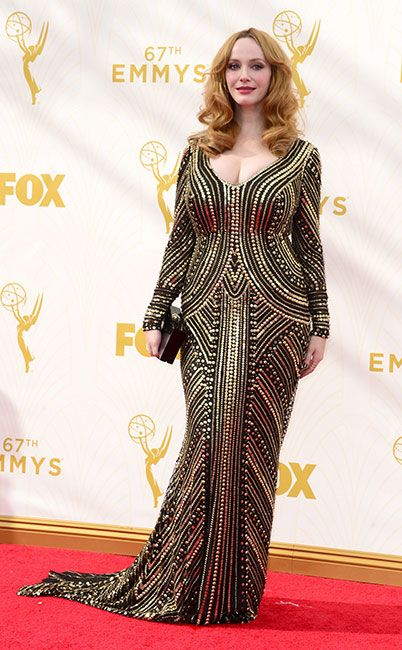 ChristinaHendricks - Bildquelle: dpa - Picture Alliance