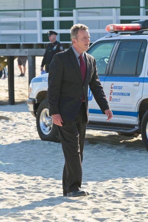 Als er herausfindet, dass sich ein von ihm verhafteter Serienmörder nach 13 Jahren womöglich als unschuldig erweist, sieht er das Ende seiner Karr... - Bildquelle: CBS Television