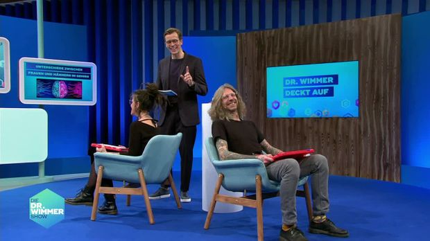 Die Dr. Wimmer Show - Die Dr. Wimmer Show - Frauen Vs Männer: So Unterschiedlich Ticken Wir