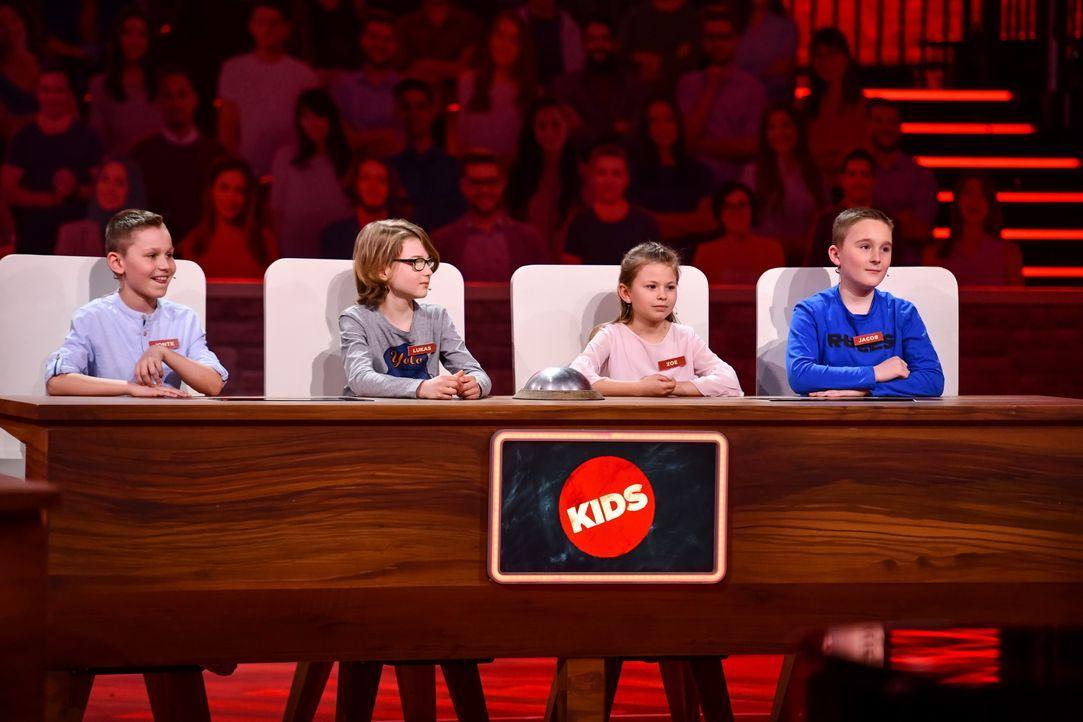 LUKE! Die Schule und ich - VIPs gegen Kids - Bildquelle: Steffen Z. Wolff SAT.1 / Steffen Z. Wolff