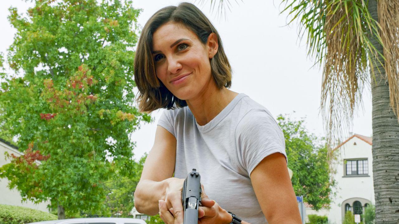 Special Agent Kensi Blye (Daniela Ruah) - Bildquelle: Sonja Flemming 2020 CBS Broadcasting Inc. All Rights Reserved. / Sonja Flemming