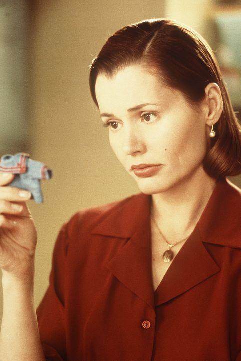 Um das neue Familienmitglied möglichst reibungslos zu integrieren, muss Mrs. Little (Geena Davis) Schwerstarbeit leisten ... - Bildquelle: Columbia TriStar Film