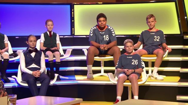 Genial Daneben - Das Quiz - Genial Daneben - Das Quiz - Sportliches Kids-teamspecial: Tänzerinnen Vs. Handball