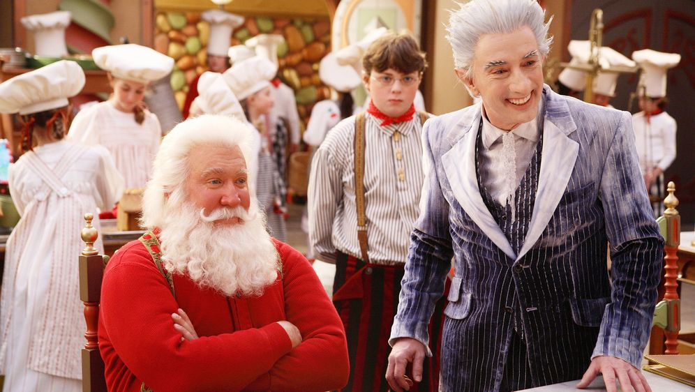 Santa Clause 3: Eine frostige Bescherung - Bildquelle: Disney All rights reserved