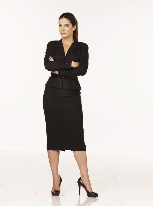 Weiß sich zu helfen: Margaret Tate (Sandra Bullock) ... - Bildquelle: Andrew Eccles Touchstone Pictures.  All Rights Reserved