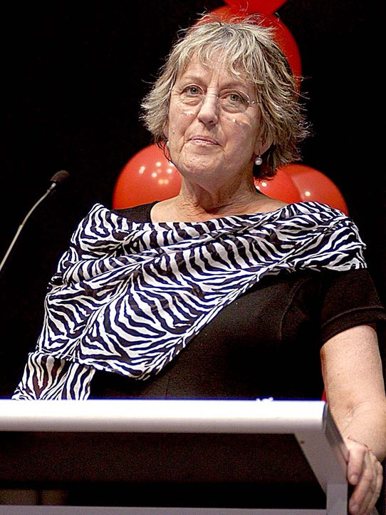 Germaine-Greer-dpa - Bildquelle: picture-alliance/ dpa