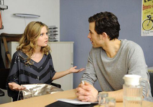 Caro will sich über Michael an Bea rächen ... - Bildquelle: Christoph Assmann - Sat1