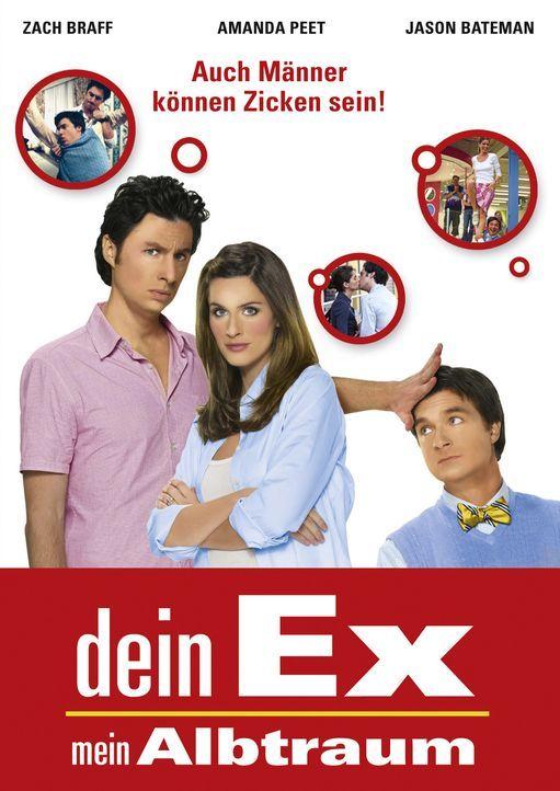DEIN EX - MEIN ALBTRAUM - Plakatmotiv