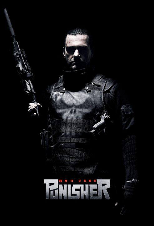 PUNISHER: WAR ZONE - Plakatmotiv - Bildquelle: 2008 MHF Zweite Academy Film GmbH & Co. KG. All Rights Reserved.