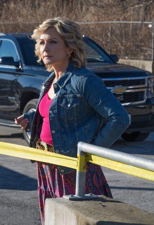 Jackie Ward (Amy Carlson) - Bildquelle: Mark Schafer 2020 CBS Broadcasting Inc. All Rights Reserved. / Mark Schafer