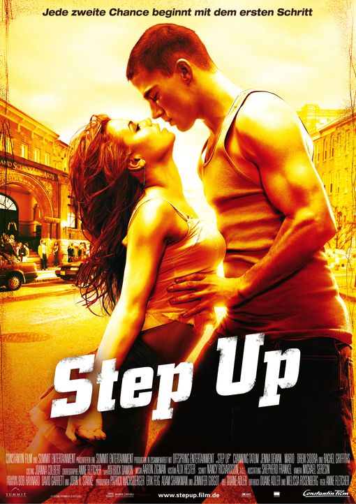 Step UP - Plakatmotiv - Bildquelle: Constantin Film