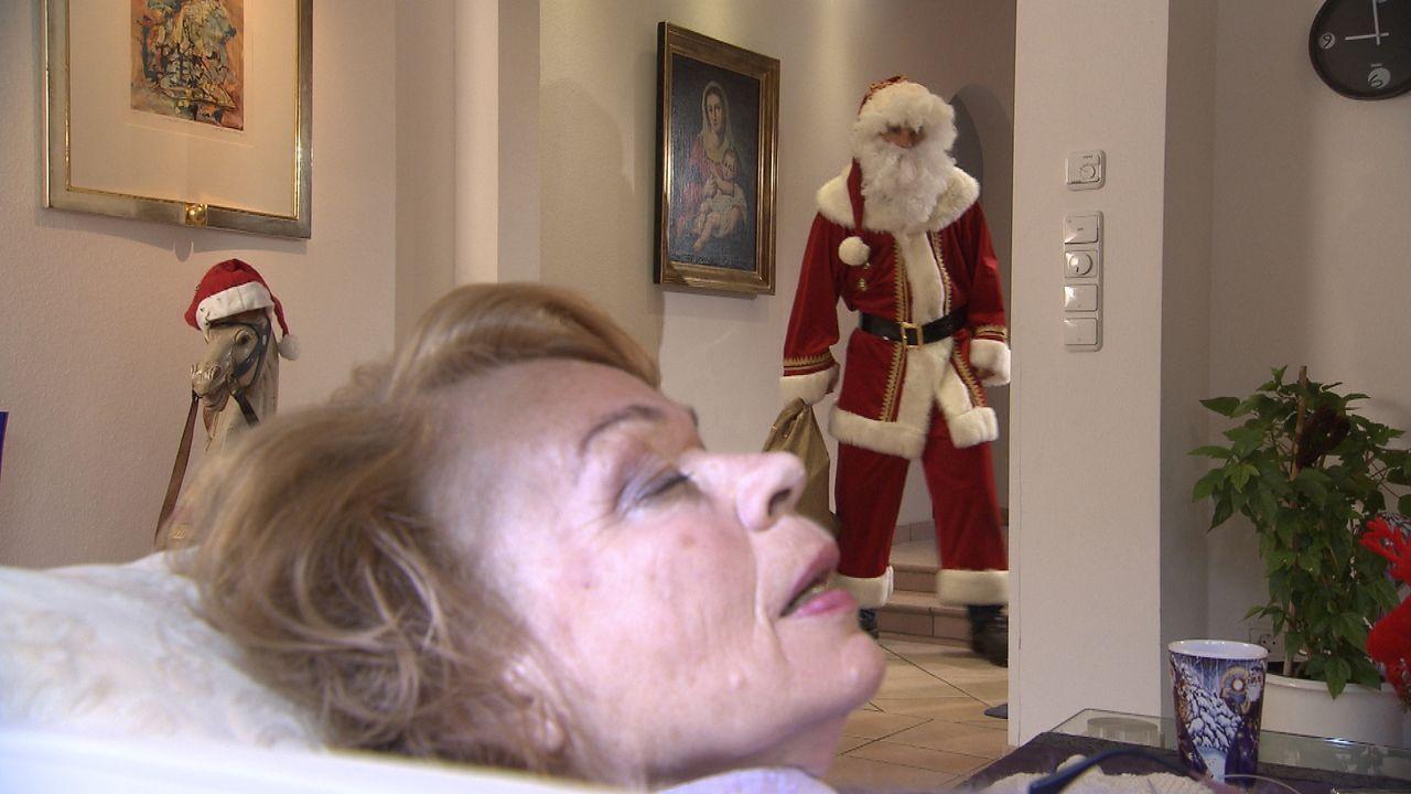 Wer-glaubt-schon-an-den-Weihnachtsmann13 - Bildquelle: SAT.1