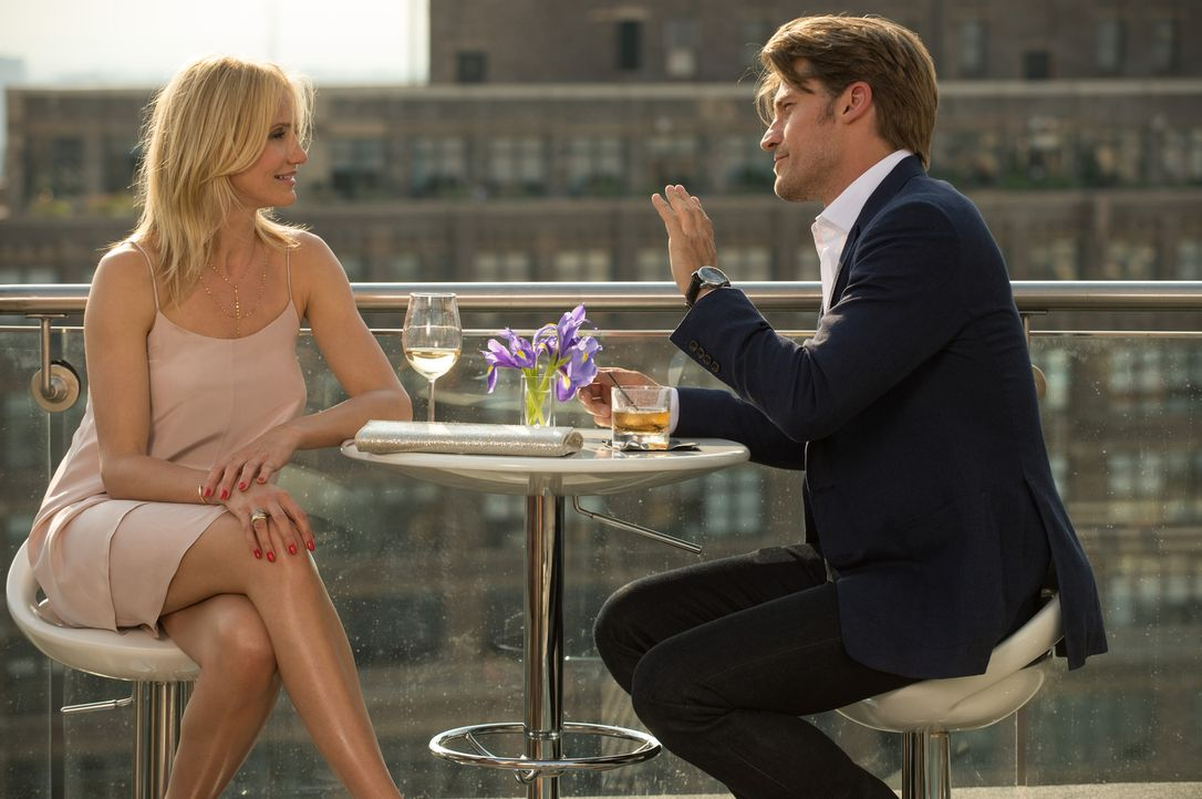 Eigentlich läuft es zwischen Carly (Cameron Diaz, l.) und ihrem neuen Liebhaber Mark (Nikolaj Coster-Waldau, r.) ganz gut, doch dann muss die taffe... - Bildquelle: Barry Wetcher 2014 Twentieth Century Fox Film Corporation.  All rights reserved.