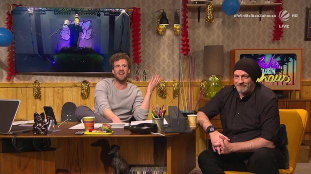 Luke, Allein Zuhaus - Luke, Allein Zuhaus - Ein Letztes Mal! Abschied Mit Torsten Sträter