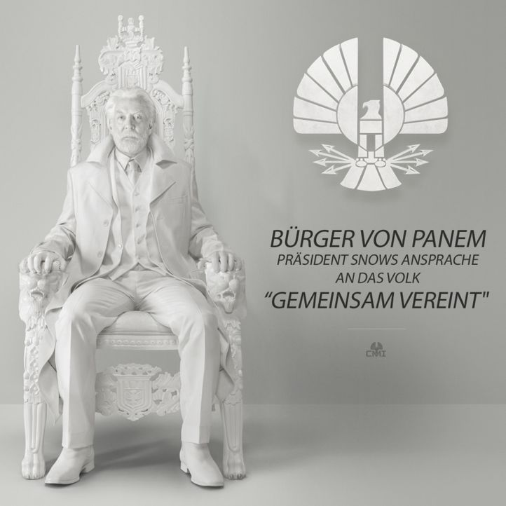 DIE TRIBUTE VON PANEM - MOCKINGJAY TEIL 1 - Donald Sutherland - Bildquelle: TM &   2014 Lions Gate Entertainment Inc. All rights reserved.