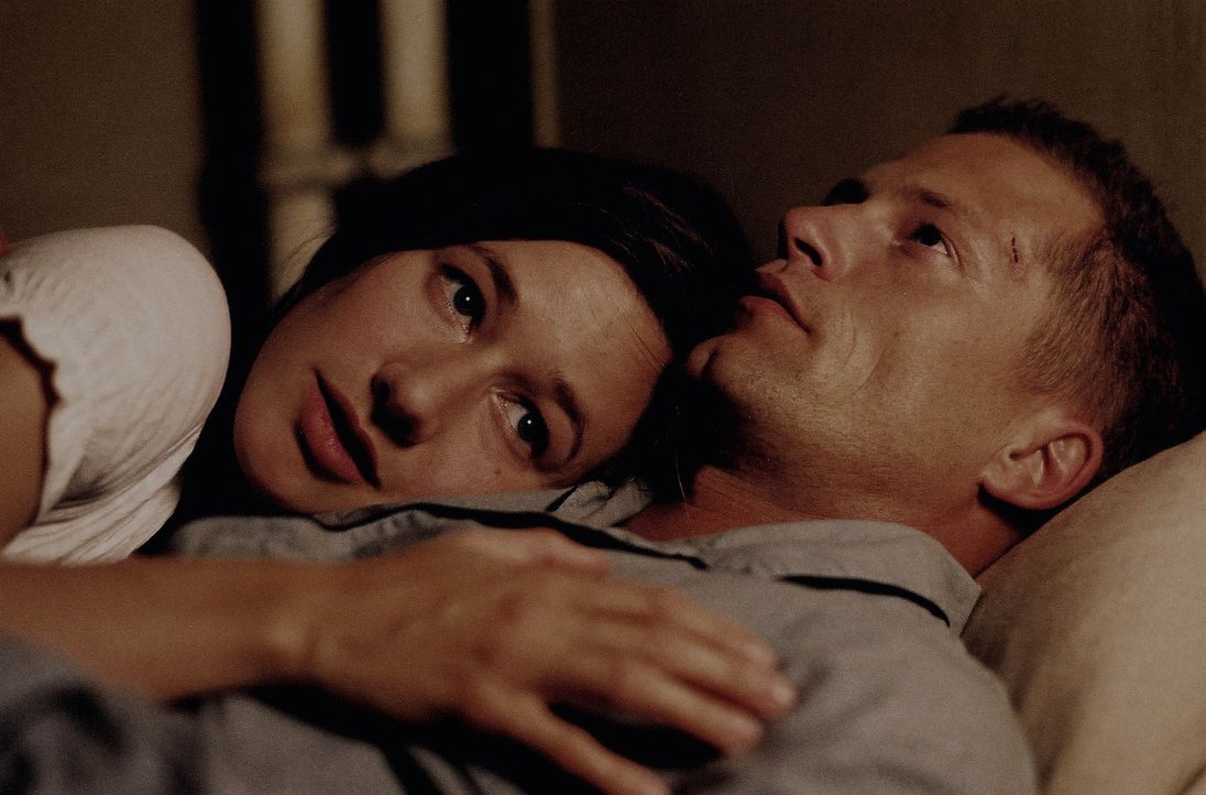 Haben sich gefunden: Leila (Johanna Wokalek, l.)und Nick (Til Schweiger, r.) ... - Bildquelle: Buena Vista International Inc.