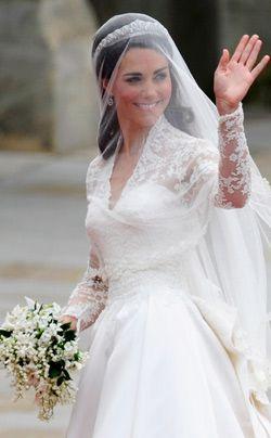 William-Kate-Einzug-Kirche-Kate-Middleton1-11-04-29-250_404_AFP - Bildquelle: AFP
