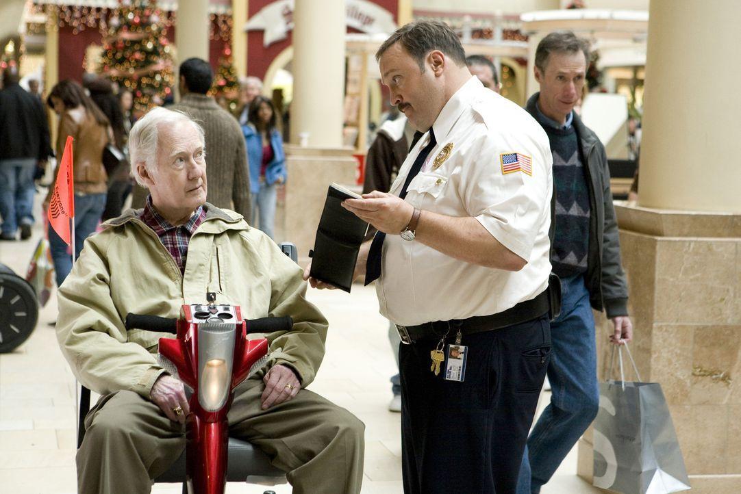 Der Kaufhaus Cop - Bildquelle: 2009 Columbia Pictures Industries