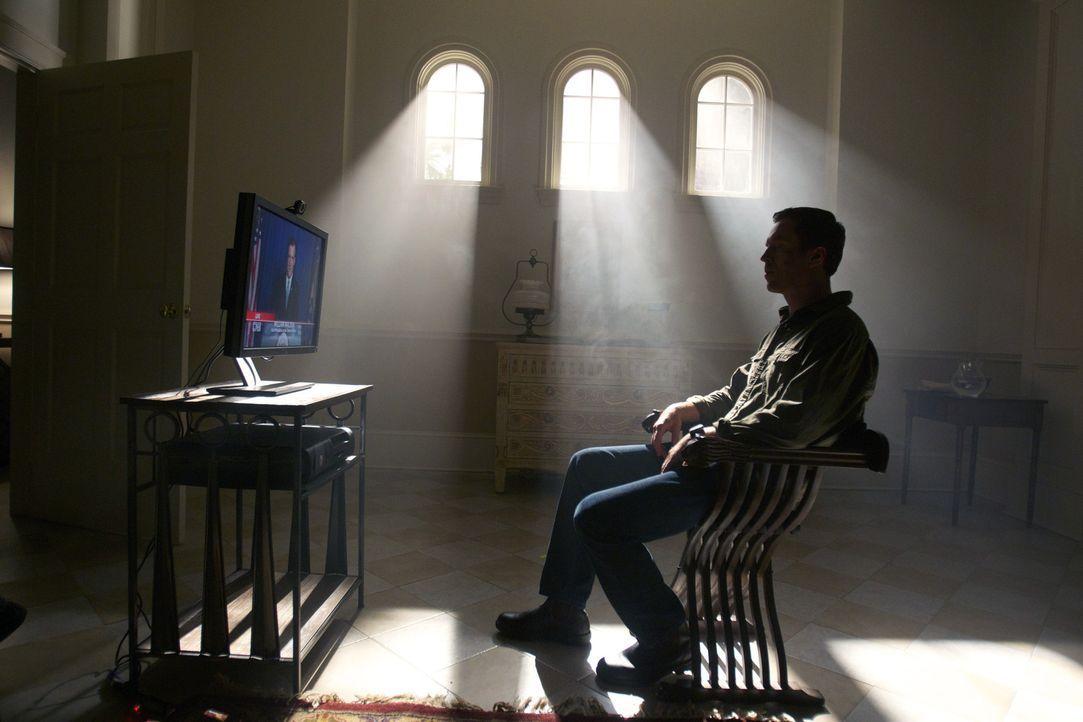 Die Entführung soll Brody (Damian Lewis) an vergangene, emotionale Ereignisse erinnern ... - Bildquelle: 20th Century Fox International Television