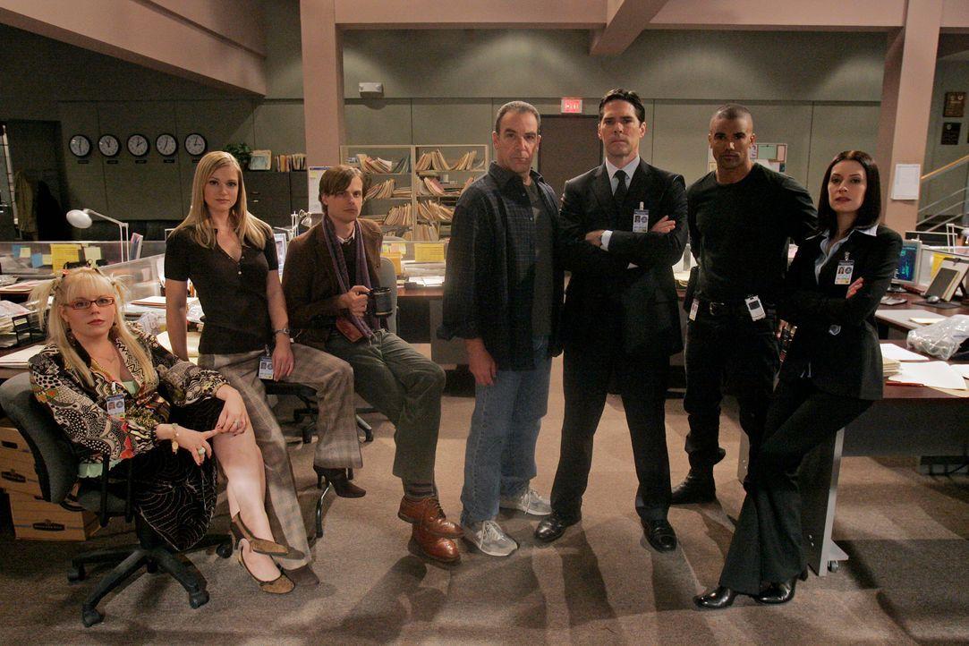 Criminal Minds: Staffel 2 - Allgemein - Bildquelle: Touchstone Television