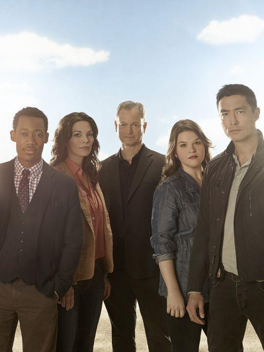 (1. Staffel) - Passiert im Ausland ein Verbrechen, dem ein amerikanischer Bürger zum Opfer gefallen ist, sind sie zur Stelle: Russ Montgomery (Tyler... - Bildquelle: ABC Studios