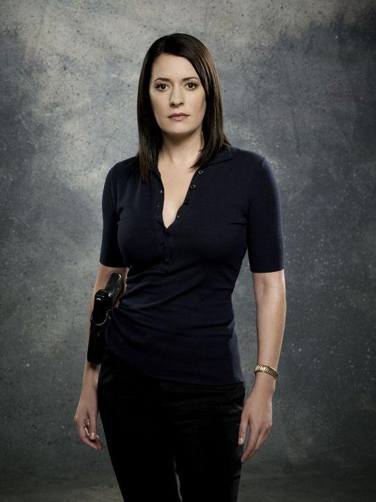 (7. Staffel) - bringt jeden Serientäter zur Strecke: Emily Prentiss (Paget Brewster) ... - Bildquelle: ABC Studios