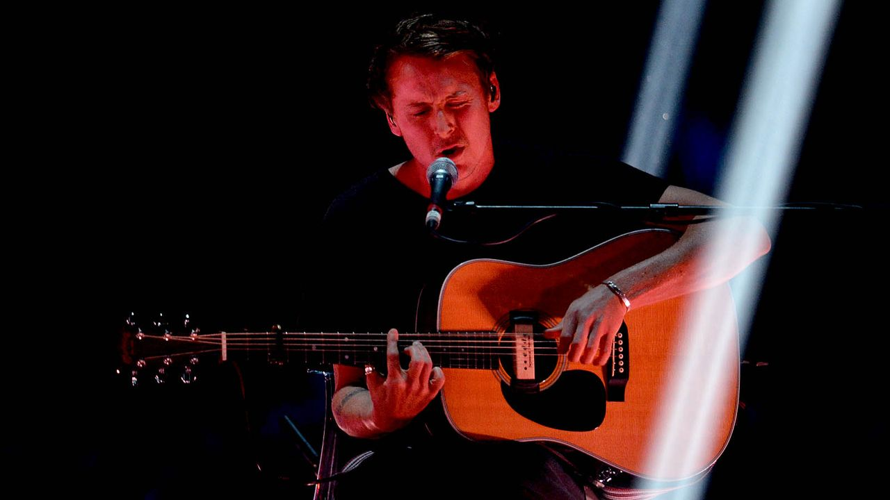 brit-awards-130220-ben-howard-23-AFP - Bildquelle: AFP ImageForum