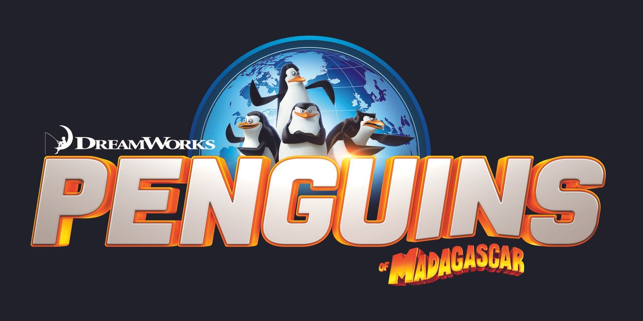 Penguins of Madagascar - Logo - Bildquelle: 2014 DreamWorks Animation, L.L.C.  All rights reserved.