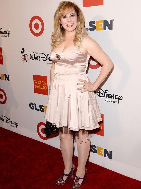 Kirsten-Vangsness-13-10-18-getty-AFP - Bildquelle: getty-AFP