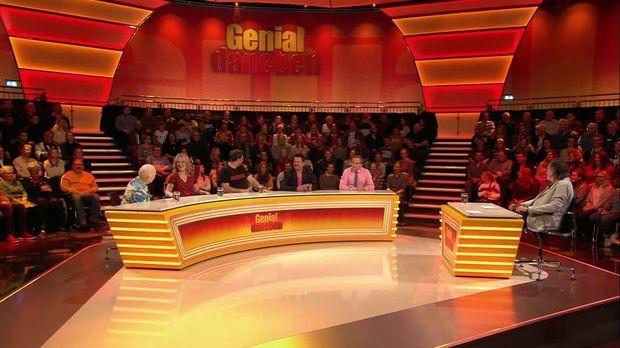 Genial Daneben - Die Comedy Arena - Genial Daneben - Die Comedy Arena - Wer Oder Was Ist Der Schattenmann?