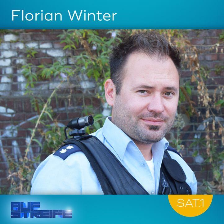 Florian Winter - Bildquelle: SAT.1
