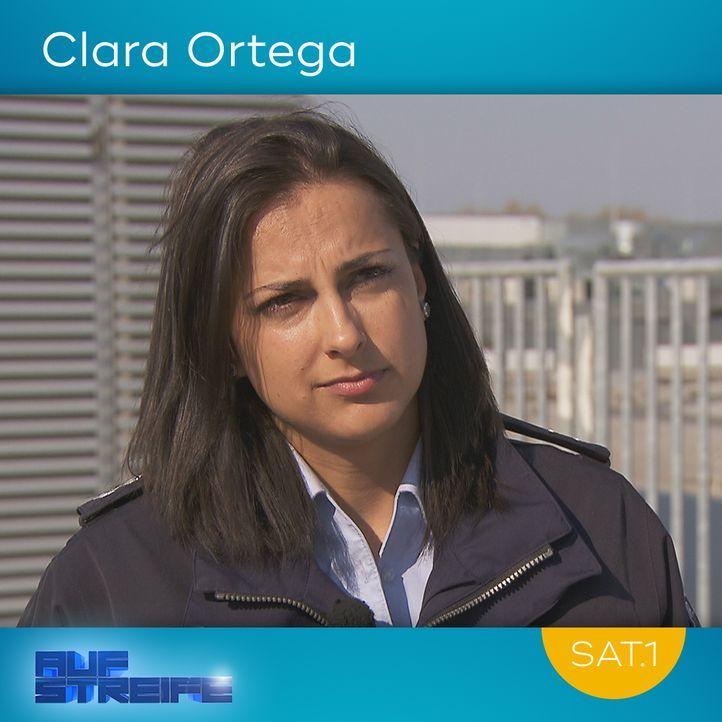 Clara Ortega - Bildquelle: SAT.1