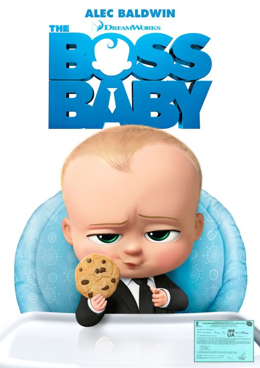 The Boss Baby - Artwork - Bildquelle: 2017 DreamWorks Animation, L.L.C.  All rights reserved.