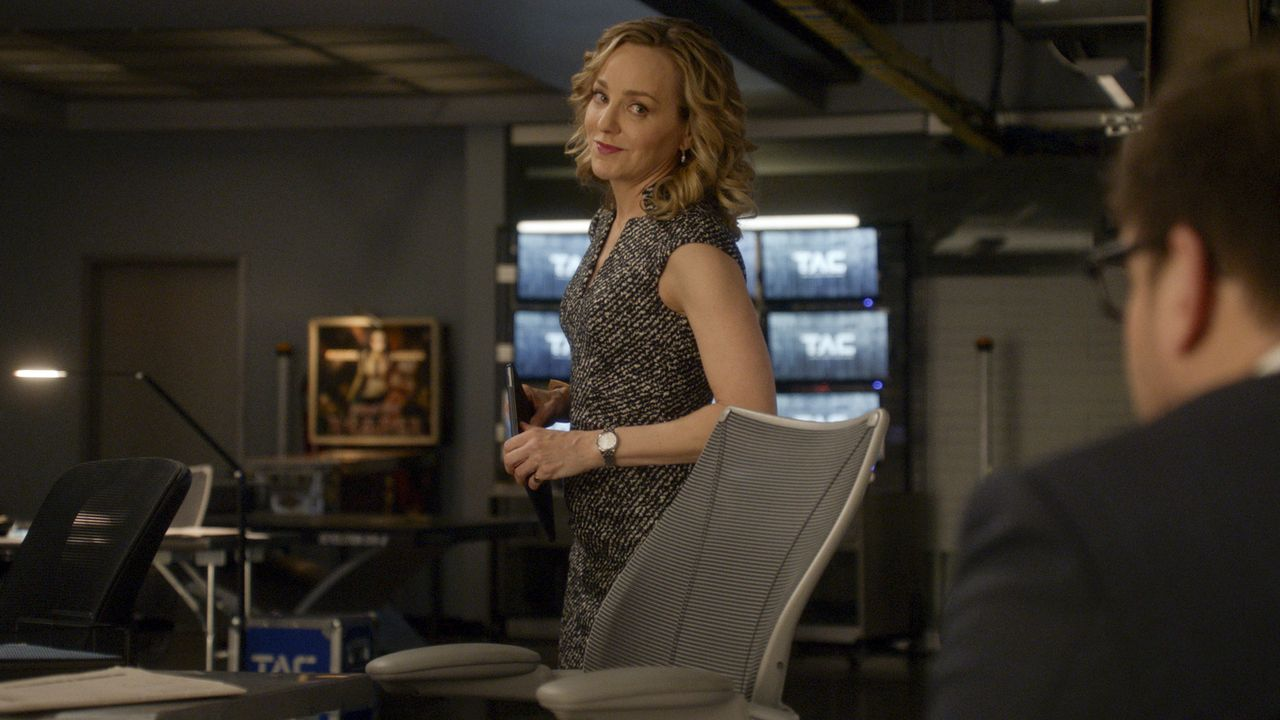 Marissa Morgan (Geneva Carr) - Bildquelle: 2018 CBS Broadcasting, Inc. All Rights Reserved.