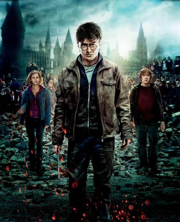 Harry Potter und die Heiligtümer des Todes (2) - Artwork - Bildquelle: Warner Bros. Entertainment Inc.