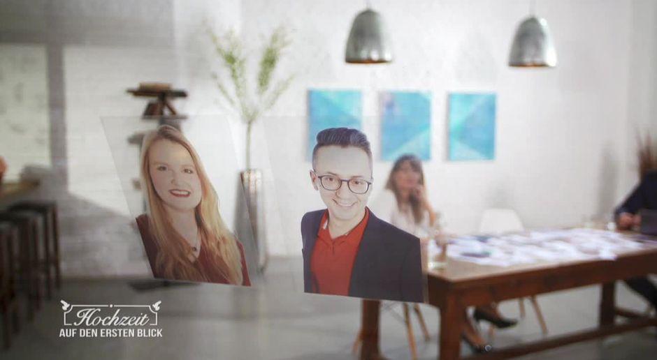 Hochzeit Auf Den Ersten Blick Video Das 4 Match Nane Und Damian Sat 1