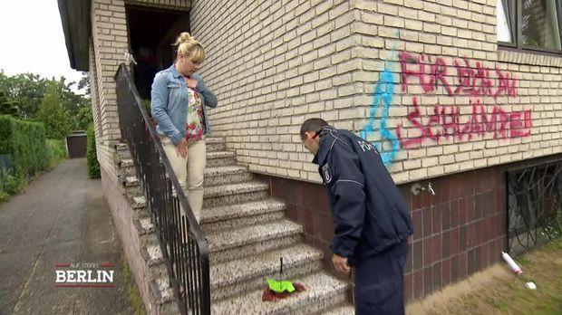 Auf Streife - Berlin - Auf Streife - Berlin - Die Rache Der Sprayer