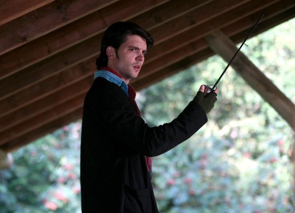 Empfängt keine verdächtigen Signale: Connor (Andrew Lee Potts) ... - Bildquelle: ITV Plc
