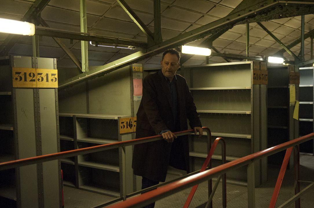 Mord und Totschlag ist ihr Geschäft: Jo Saint-Clair (Jean Reno) muss gemeinsam mit seinen Kollegen den Mord von Starorganist Peter Van Vliet aufkl - Bildquelle: Stéphanie Dupont Atlantique Productions