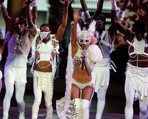 Galerie: Lady GaGa - Bildquelle: AP